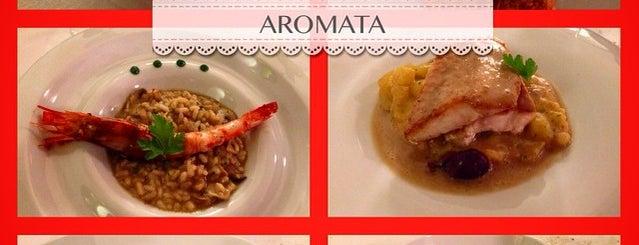 Aromata is one of Restaurantes favoritos.