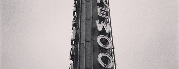 Lakewood Theater is one of Dallas Observer Level 10 (100%).