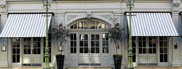 Charlotte Street Hotel is one of Inglaterra.