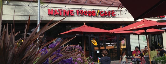 Native Foods is one of Places in LA.