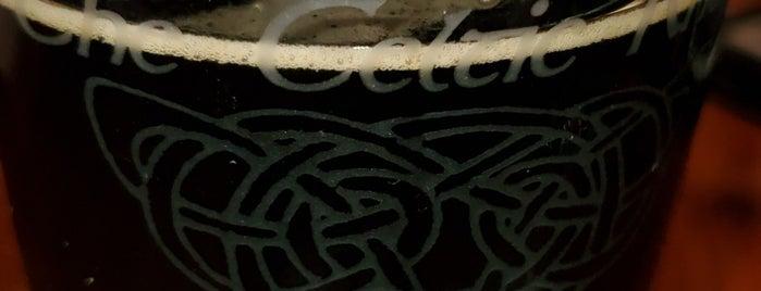 The Celtic Knot is one of Tempat yang Disukai Tara.