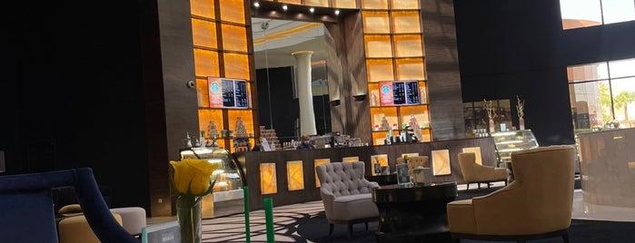 Rotunda Lounge is one of Riyadh after 12 am.