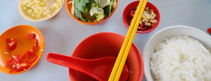 Restoran Lieong Kee Bae Good Teh (良记肉骨茶) is one of Crystal: сохраненные места.