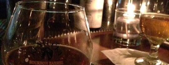 The Barrelhouse Flat is one of Chicago Magazine's 100 Best bars 2013.