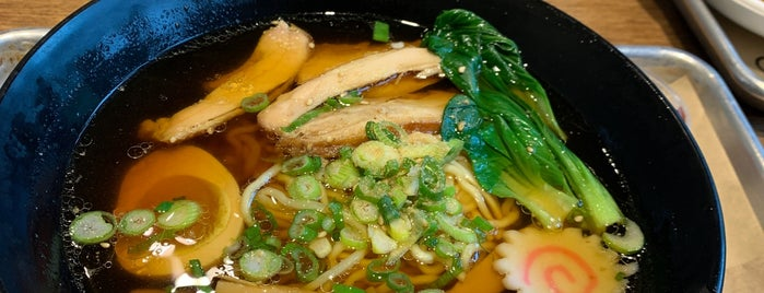 Ni-Kome Sushi And Ramen is one of Austin.