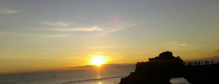 Pura Luhur Tanah Lot is one of Bali's Best.