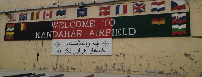 Kandahar International Airport / Airfield (KDH / KAF) is one of Major Airports Around The World.