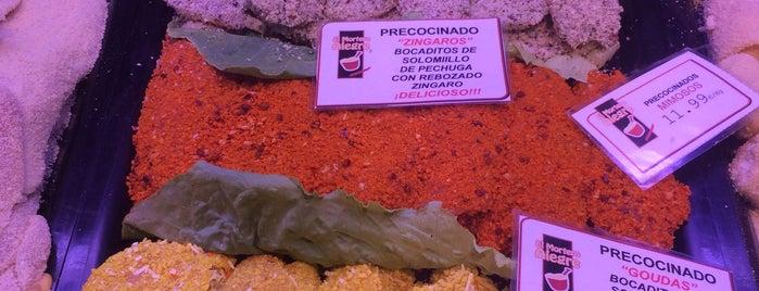El Mortero Alegre is one of สถานที่ที่ cuadrodemando ถูกใจ.