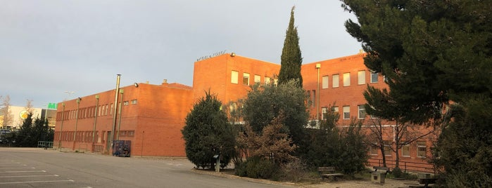 Colegio Miguel De Molinos is one of cuadrodemando : понравившиеся места.