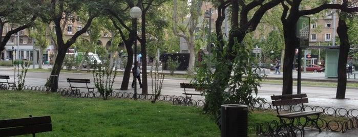Plaza de San Francisco is one of Tempat yang Disukai David.