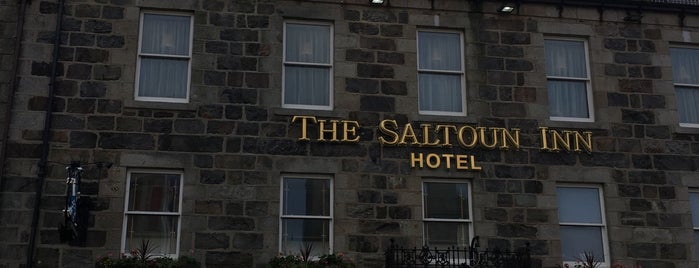 The Saltoun Inn (Wetherspoon) is one of Pubs - JD Wetherspoon 2.