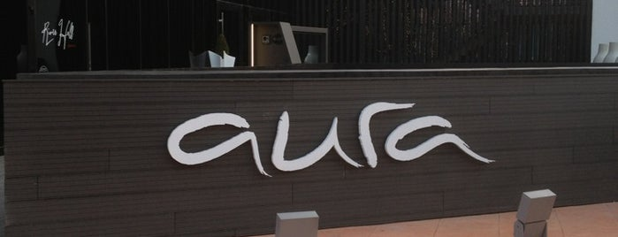 Restaurante Aura is one of Lugares guardados de Kate.