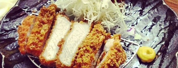Tonkatsu Ma Maison is one of Locais curtidos por Liping.