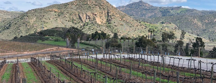 Orfila Vineyards and Winery is one of Locais curtidos por Dominic.