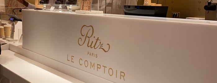 Ritz Paris Le Comptoir is one of Paris 2021.