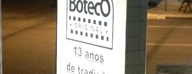 Boteco Original is one of Bar.
