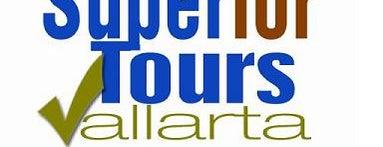 Superior Tours Vallarta is one of Agencias de viaje en Vallarta.