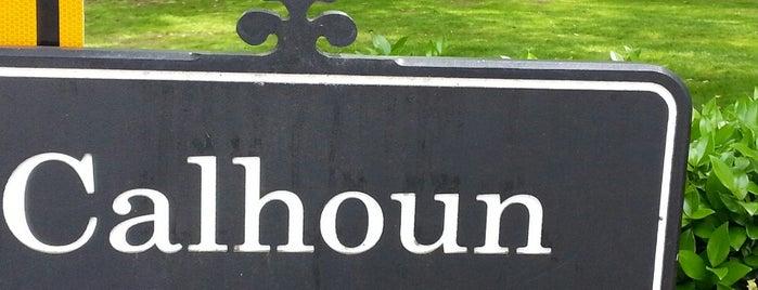 Calhoun Square is one of Georgia To-do list.