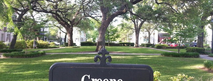 Greene Square is one of Georgia To-do list.