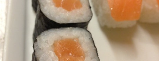 Stockmann Sushi is one of Sushi Sampler.
