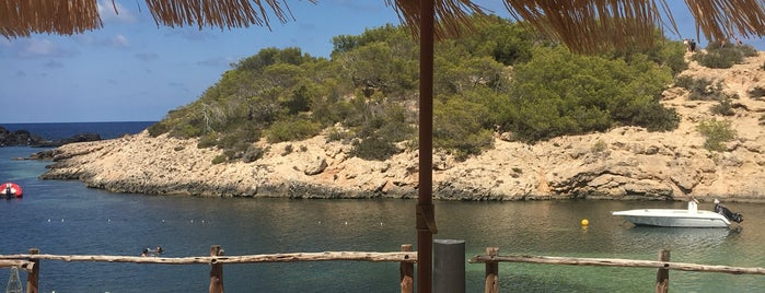 Los Enamorados is one of Ibiza.