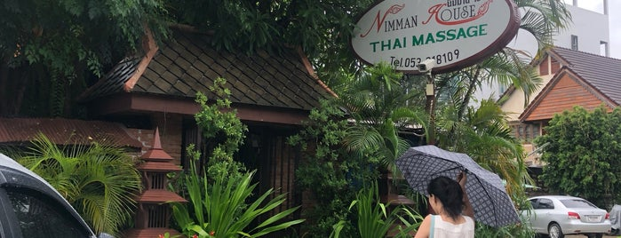 Nimman House Thai Massage is one of Chiang Mai.
