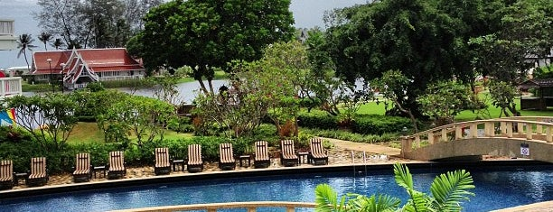 Angsana Laguna Phuket is one of A : понравившиеся места.