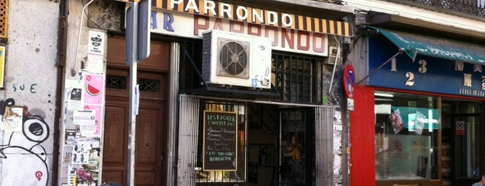 Bar Parrondo is one of Ñam Ñam.