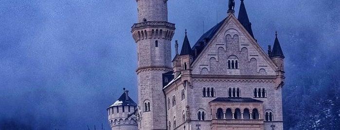 Schloss Neuschwanstein is one of Luca 님이 좋아한 장소.