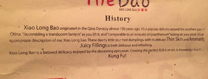 The Bao is one of NYC Soup Dumplings.