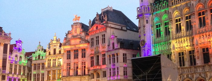 Grand Place / Grote Markt is one of Locais curtidos por Eduardo.