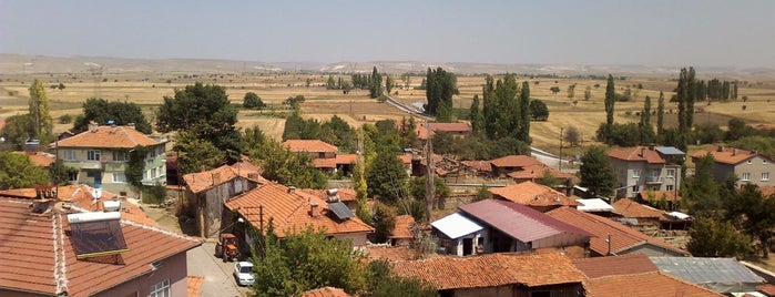 Kızılcakaya is one of Kütahya | Merkez Köyler.