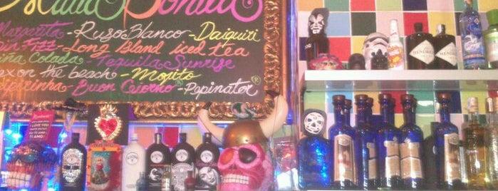 María Bonita Taco Bar is one of ¡Mmmmmadrid!.