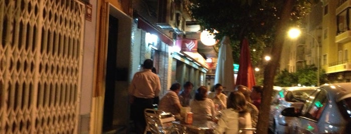 Taberna Biarritz is one of ¿Comemos?.