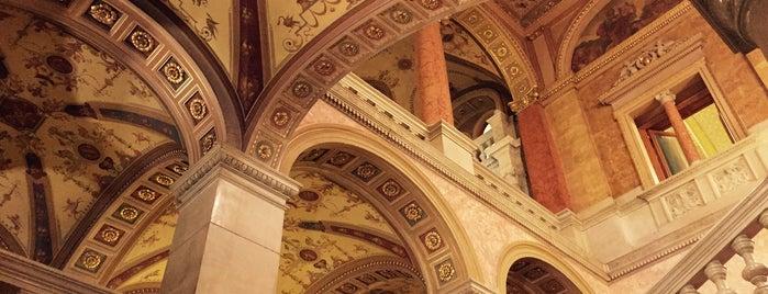 Ungarische Staatsoper is one of Budapest 2015.