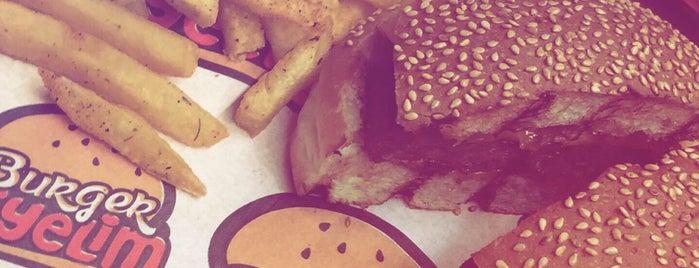 Burger Yiyelim is one of Songül'un Beğendiği Mekanlar.