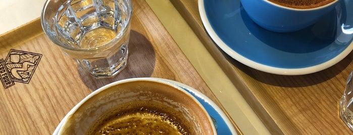 Dubai coffee list