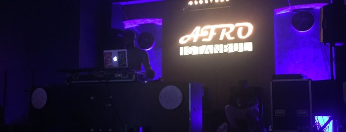 Afro Bar is one of pz.
