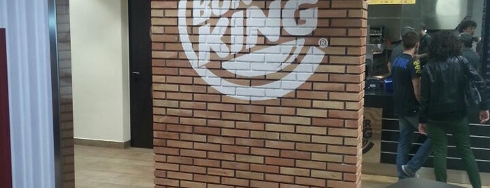 Burger King is one of Giannicola 님이 좋아한 장소.