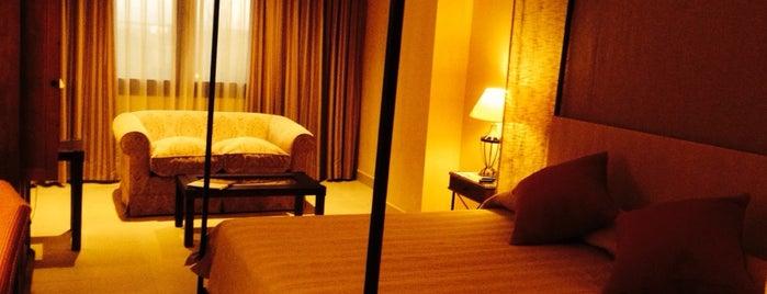 Hotel Intur Alcazar De San Juan is one of Laurita 님이 좋아한 장소.