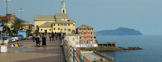 Corso Italia is one of Liguria.