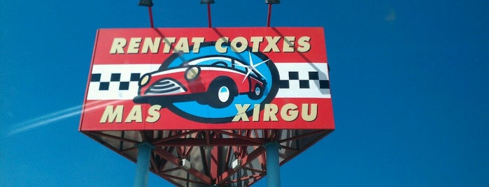 Rentat Cotxes Mas Xirgu is one of Anniさんのお気に入りスポット.