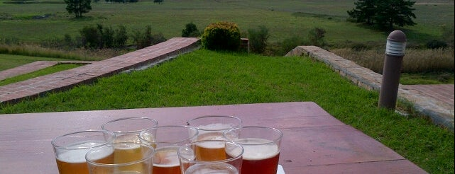Birkenhead Brewery is one of The Garden Route.