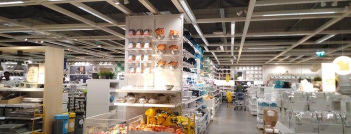 IKEA Bistro is one of Kevin : понравившиеся места.