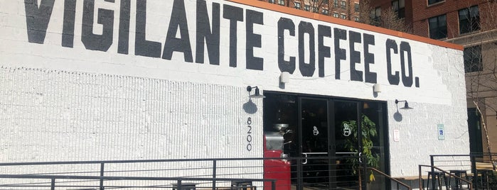 Vigilante Coffee is one of Cole 님이 좋아한 장소.