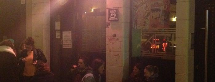 Drunk'o'rama is one of Malaga.