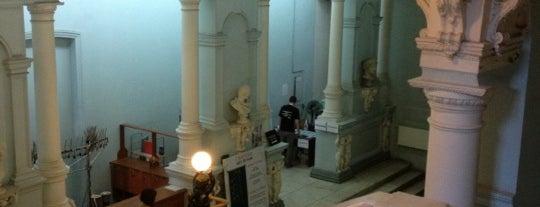 Одесский музей западно-восточного искусства / Odessa Museum of Western and Eastern Art is one of Lugares favoritos de Танюшка.