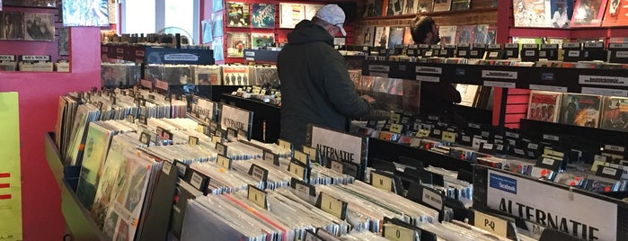 Beatnick Records is one of MTL vinil.