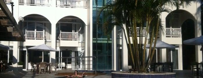 Torres da Cachoeira Hotel is one of Hoteis.