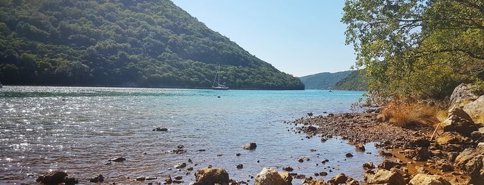 Limski Kanal is one of Istria, Croatia.